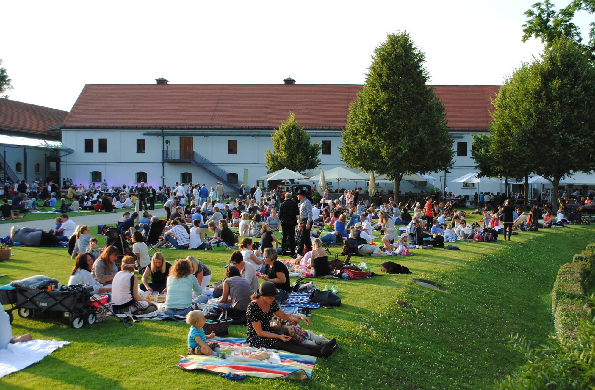 Fürstenfeld Picknick